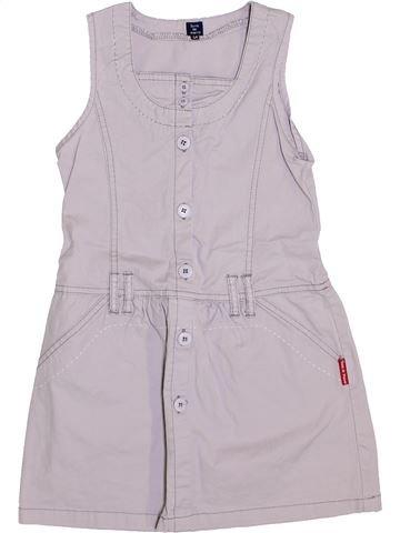 Vestido niña TERRE DE MARINS gris 5 años verano #1347747_1
