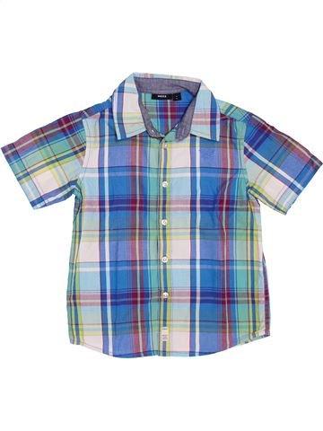 Camisa de manga corta niño MEXX azul 6 años verano #1347894_1