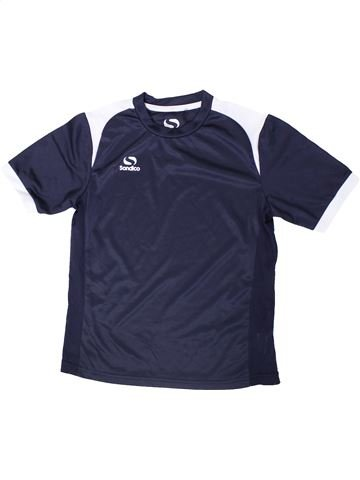 Camiseta deportivas niño SONDICO azul 10 años verano #1348218_1