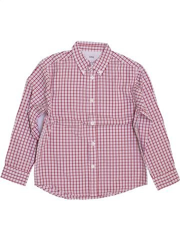 Camisa de manga larga niño CFK rosa 6 años invierno #1348258_1
