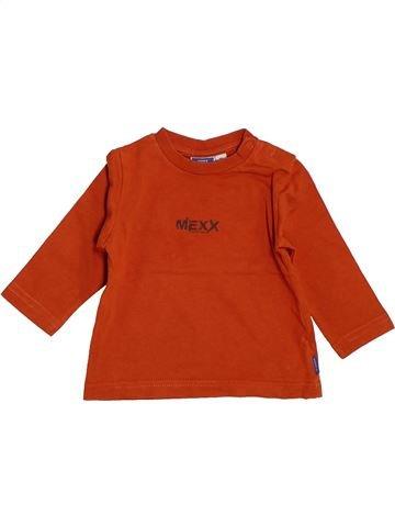 T-shirt manches longues garçon MEXX rouge 9 mois hiver #1348740_1