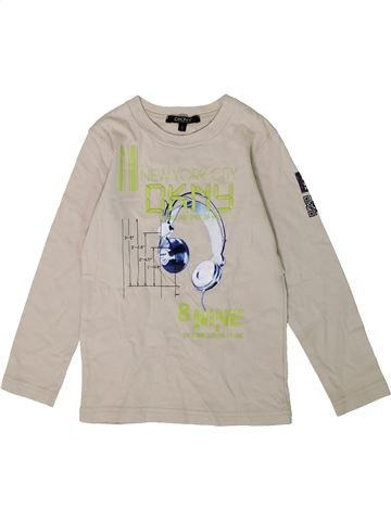Camiseta de manga larga niño DKNY gris 5 años invierno #1349587_1