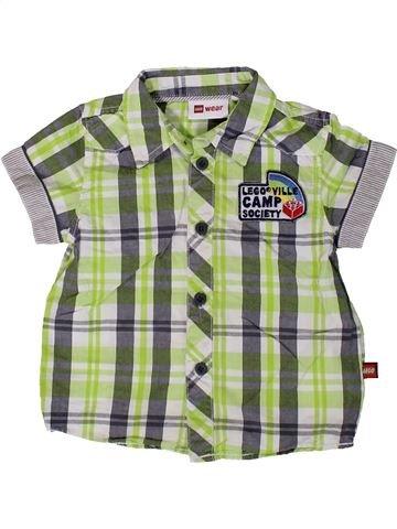 Chemise manches courtes garçon LEGO WEAR vert 12 mois été #1349652_1