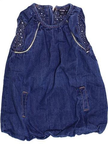 Robe fille KIABI bleu 2 ans été #1350167_1