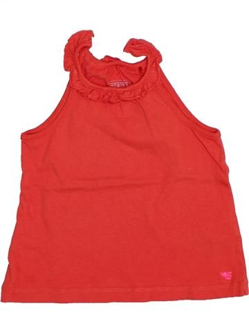 Camiseta sin mangas niña ESPRIT rojo 3 años verano #1350552_1