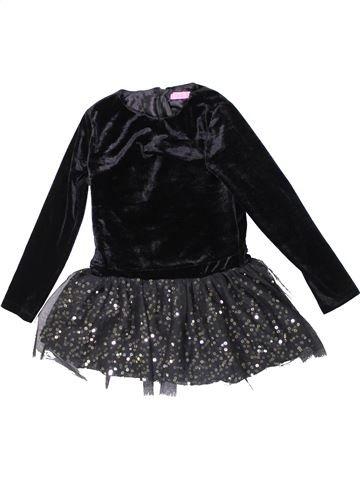 Vestido niña OVS negro 8 años invierno #1350643_1
