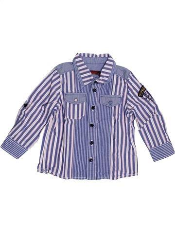 Camisa de manga larga niño CATIMINI azul 2 años invierno #1351254_1