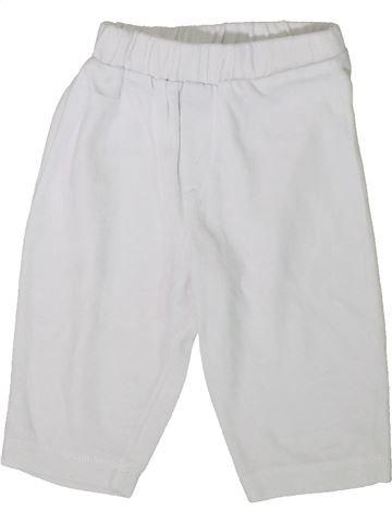 Pantalon unisexe BERTI blanc 6 mois hiver #1351578_1