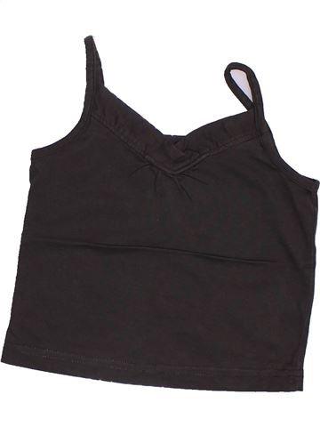 Camiseta sin mangas niña 3 SUISSES beige 3 años verano #1351634_1