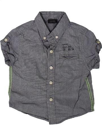 Camisa de manga corta niño NEXT gris 12 meses verano #1351871_1
