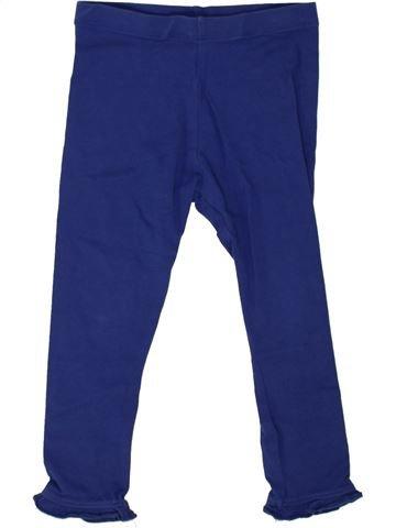 Legging niña MINI CLUB azul 3 años verano #1352424_1