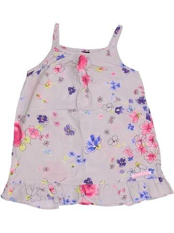 Vestido niña TERRE DE MARINS blanco 3 años verano #1352546_1