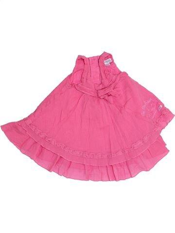 Vestido niña CONFETTI rosa 6 meses verano #1352604_1