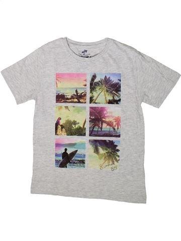 Camiseta de manga corta niño MAYORAL blanco 8 años verano #1353818_1