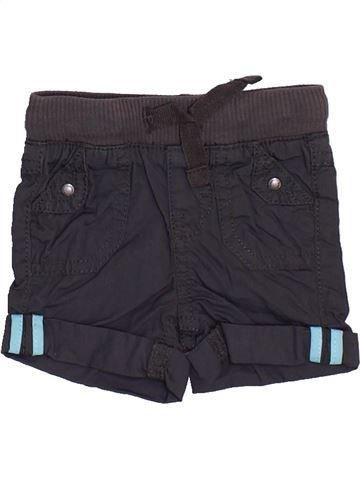 Short - Bermuda garçon KIABI noir 1 mois été #1353846_1
