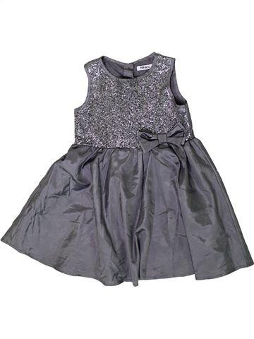 Robe fille PEP&CO violet 3 ans été #1353883_1