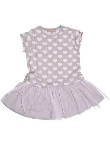Vestido niña LISA ROSE blanco 3 años verano #1353937_1