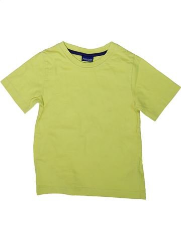 T-shirt manches courtes garçon CHEROKEE vert 5 ans été #1354990_1