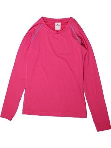 Sportswear fille CRANE rose 12 ans hiver #1355047_1
