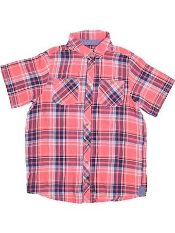 Chemise manches courtes garçon TRUE DUDES rose 11 ans été #1355142_1