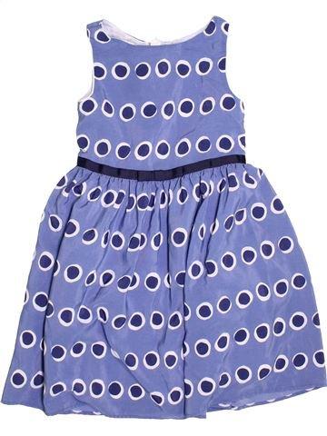 Robe fille JASPER CONRAN bleu 8 ans été #1355398_1