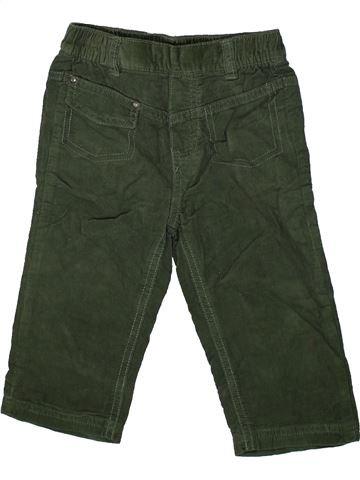Pantalon garçon BLUKIDS noir 12 mois hiver #1355555_1