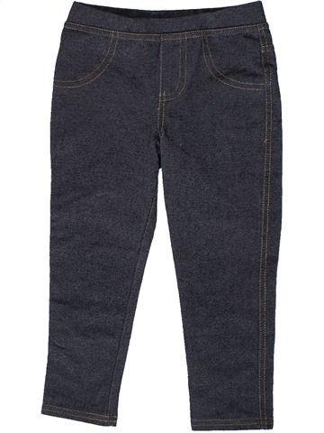 Pantalon fille SANS MARQUE noir 2 ans hiver #1355776_1