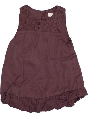 Vestido niña GENERATION Z violeta 3 meses verano #1356013_1