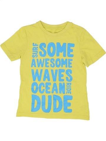 Camiseta de manga corta niño MOTHERCARE amarillo 5 años verano #1356539_1