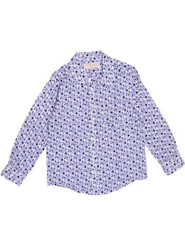 Camisa de manga larga niño MONOPRIX negro 6 años invierno #1357080_1