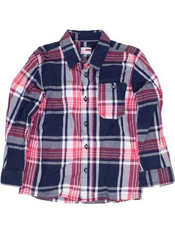 Camisa de manga larga niño NAME IT azul 6 años invierno #1357865_1