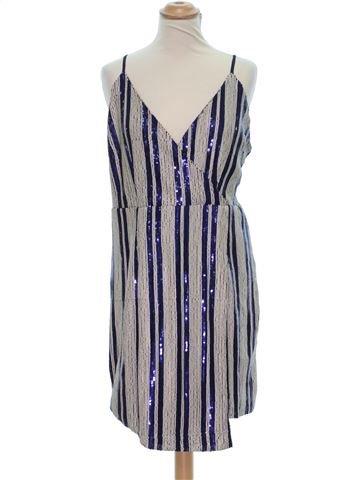 Vestido de noche mujer BOOHOO 42 (L - T2) verano #1359197_1