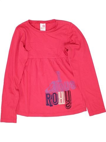 T-shirt manches longues fille ROXY rouge 10 ans hiver #1359239_1