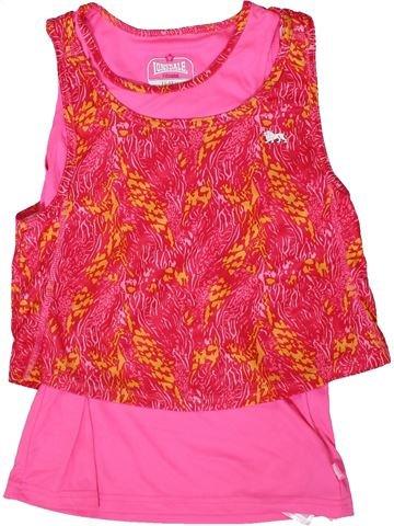 Sportswear fille LONSDALE rose 12 ans été #1359521_1