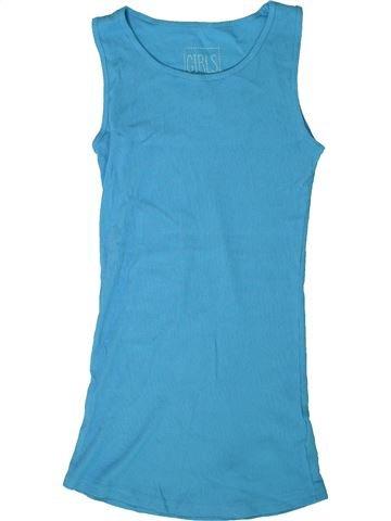 T-shirt sans manches fille MISS E-VIE bleu 14 ans été #1359528_1