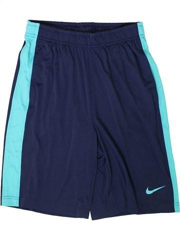 Pantalon corto deportivos niño NIKE azul 13 años verano #1359956_1