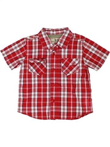 Camisa de manga corta niño MOTHERCARE violeta 3 años verano #1360384_1