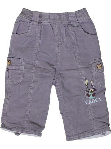 Pantalón niño CADET ROUSSELLE gris 6 meses invierno #1361276_1