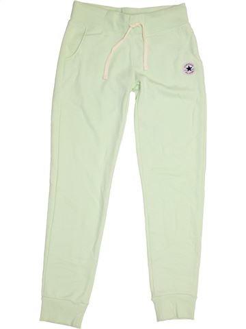 Pantalon unisexe CONVERSE vert 13 ans hiver #1361531_1