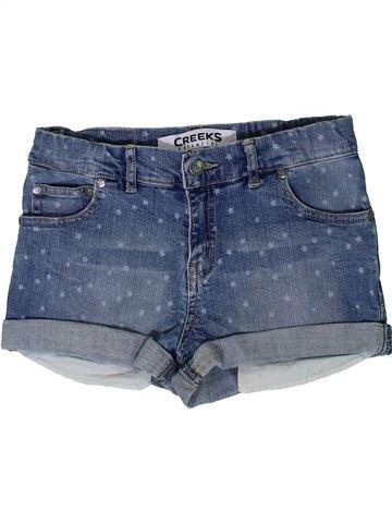 Short-Bermudas niña CREEKS azul 12 años verano #1361595_1