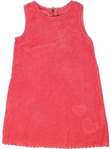 Vestido niña BENETTON rosa 2 años invierno #1361671_1