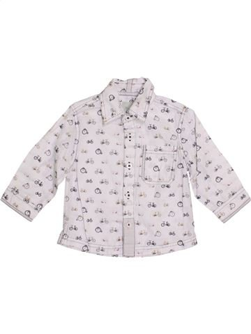 Camisa de manga larga niño MONSOON blanco 18 meses invierno #1362380_1