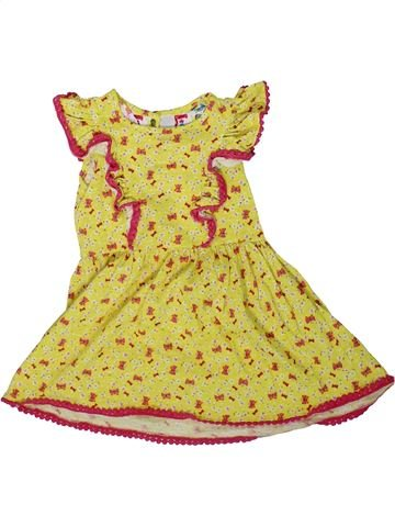 Vestido niña MINI CLUB amarillo 2 años verano #1362398_1