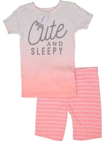 Pijama de 2 piezas niña CARTER'S violeta 5 años verano #1362651_1