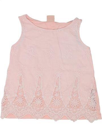 T-shirt sans manches fille ZARA violet 6 ans été #1362976_1