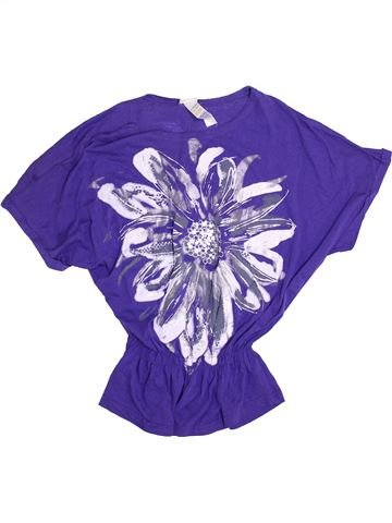 Túnica niña KYLIE violeta 10 años verano #1363017_1