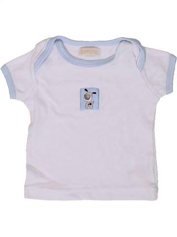 T-shirt manches courtes garçon BHS gris 1 mois été #1363183_1