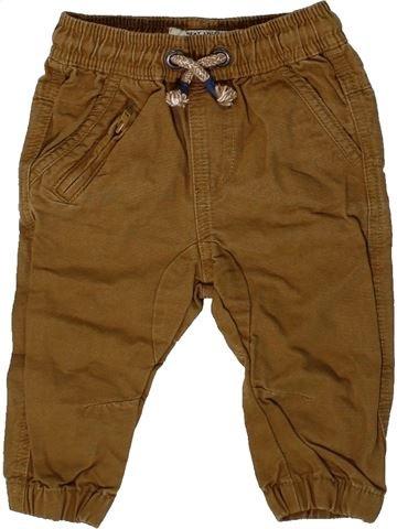 Pantalon garçon NEXT marron 9 mois hiver #1363628_1