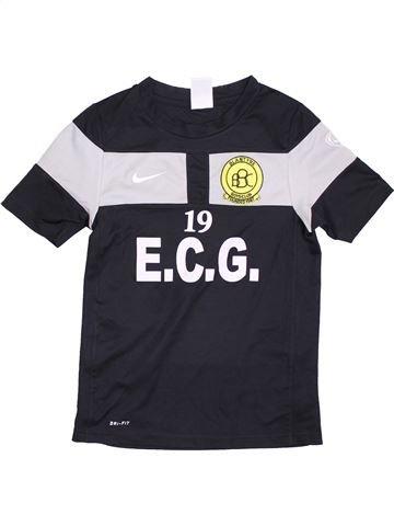 Camiseta deportivas niño NIKE negro 10 años verano #1363707_1