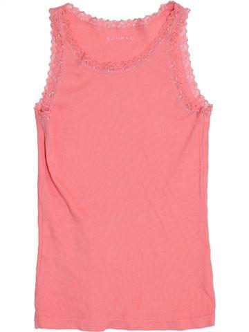 T-shirt sans manches fille NUTMEG rose 12 ans été #1364899_1